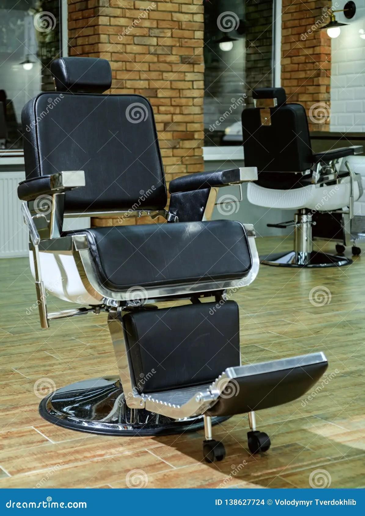 vintage de raseur coiffeur chaise de