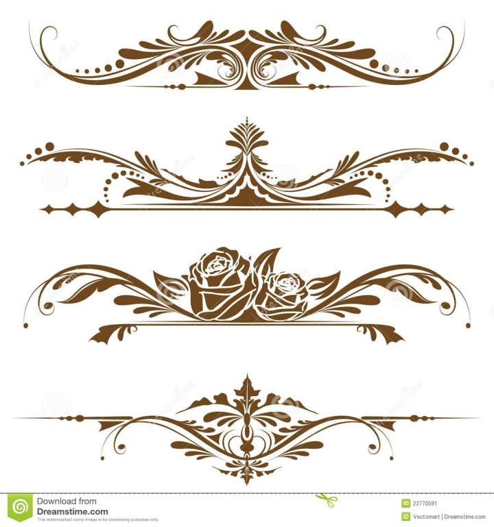 microsoft clip art decorative lines - photo #37