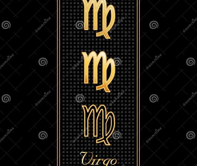 Virgo Horoscope Symbols