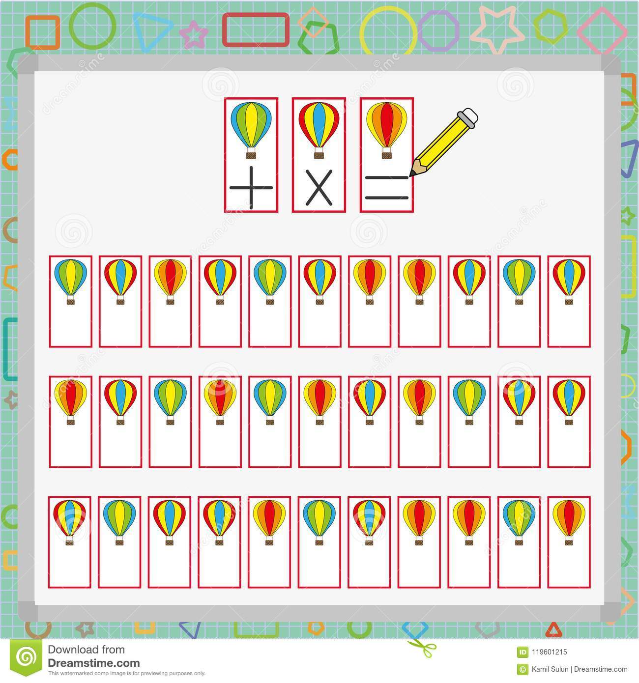 Visual Perception Game Perception Game For Child
