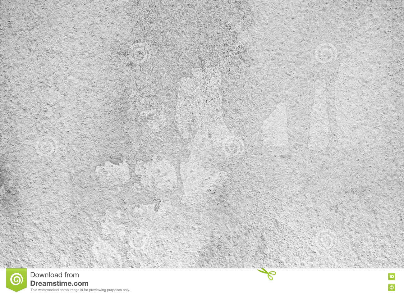 Grey Wall Texture Wallpaper White Abstract Stock Photo