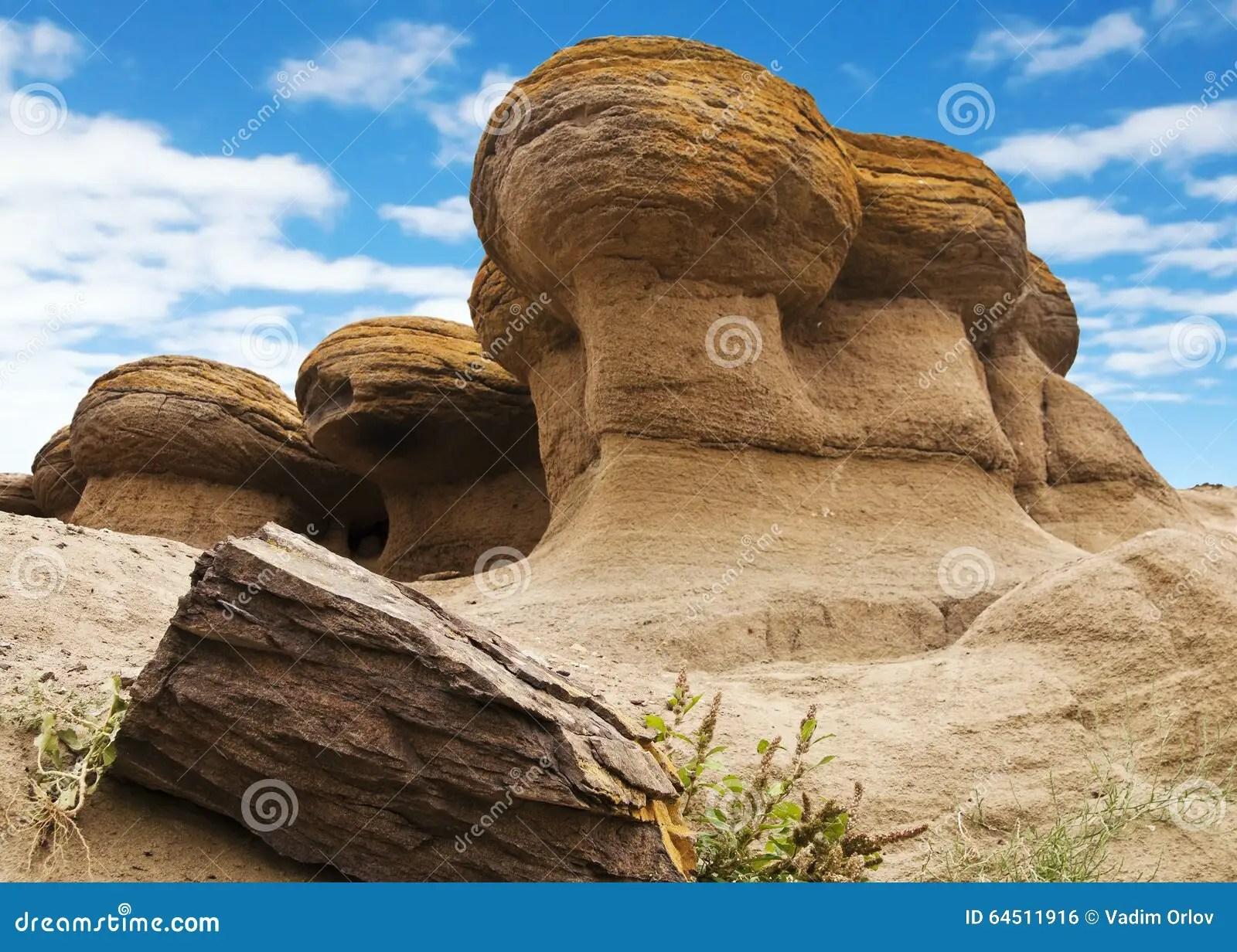 Weathering Of Rocks Stock Photo Image Of Landscape