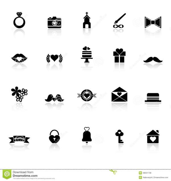 free wedding icons # 78