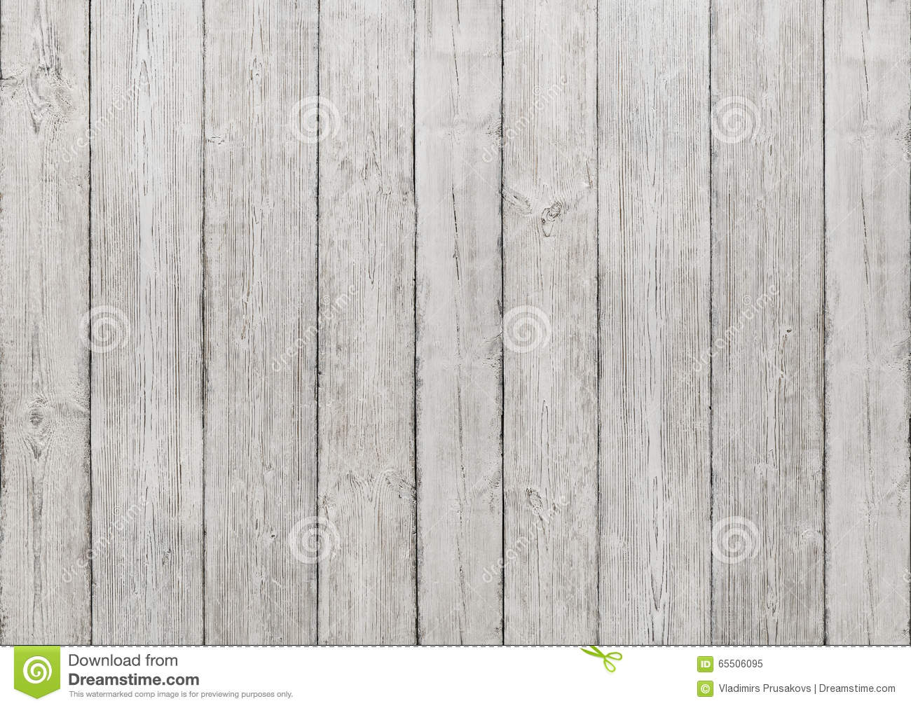 White Wood Planks Background Wooden Texture Floor Wall