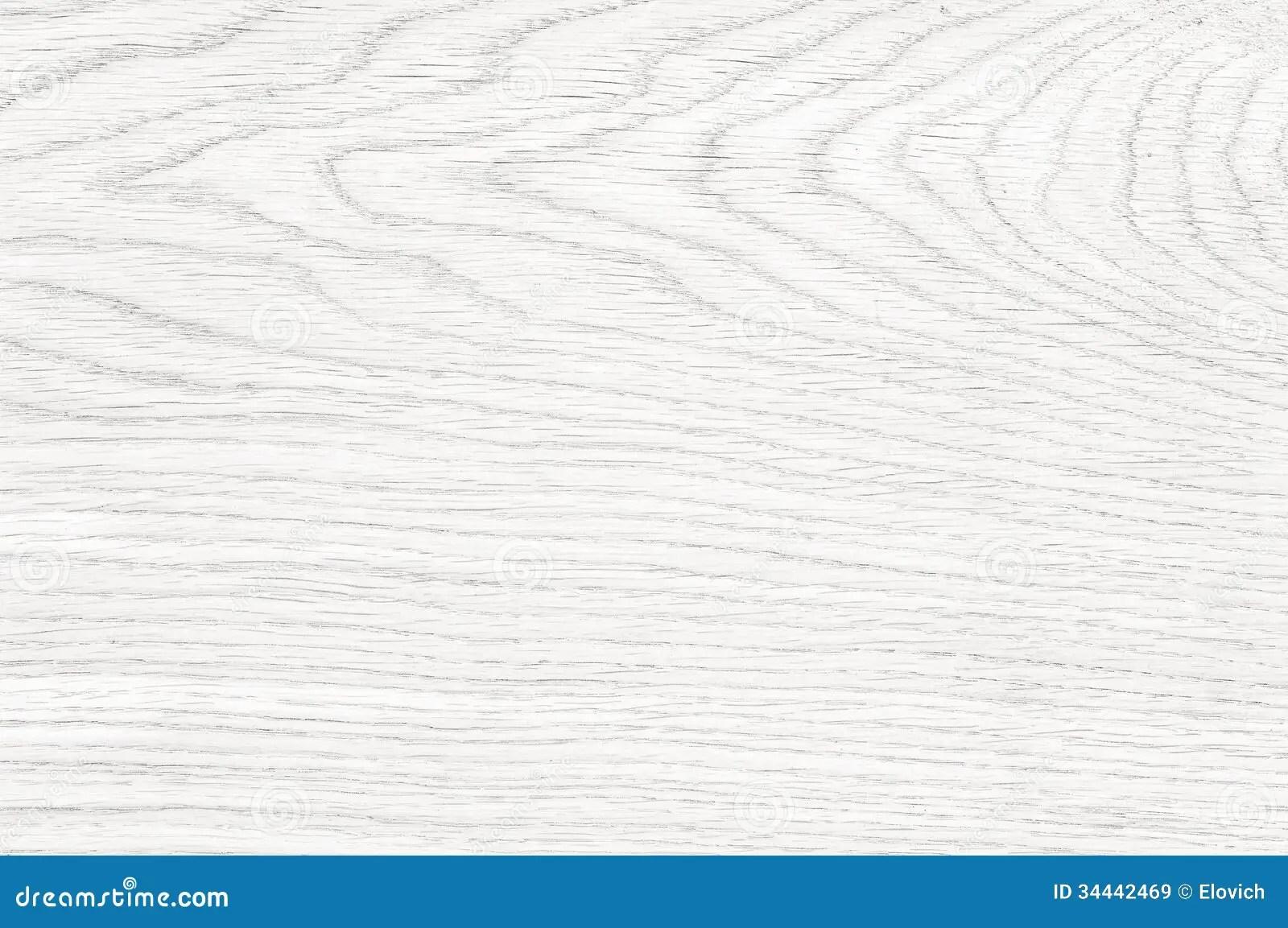 White Wood Texture Background Stock Image