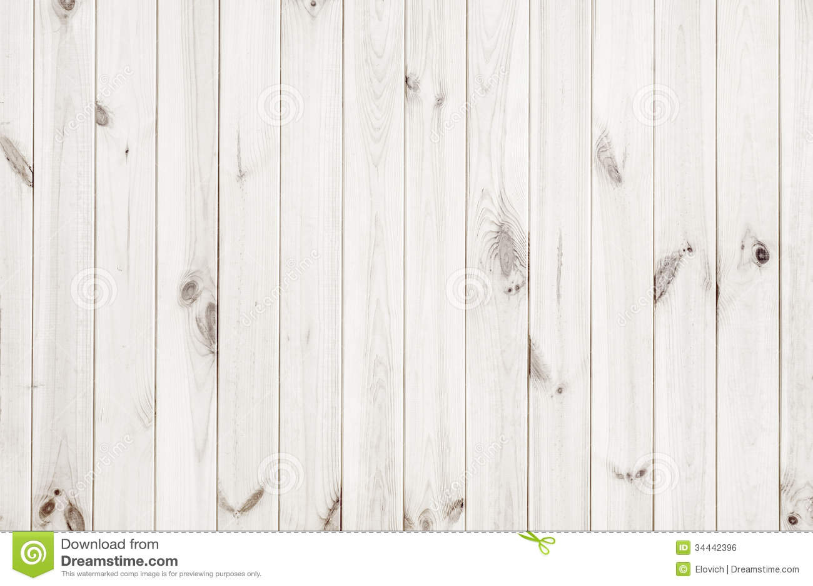 White Wood Texture Background Stock Photo