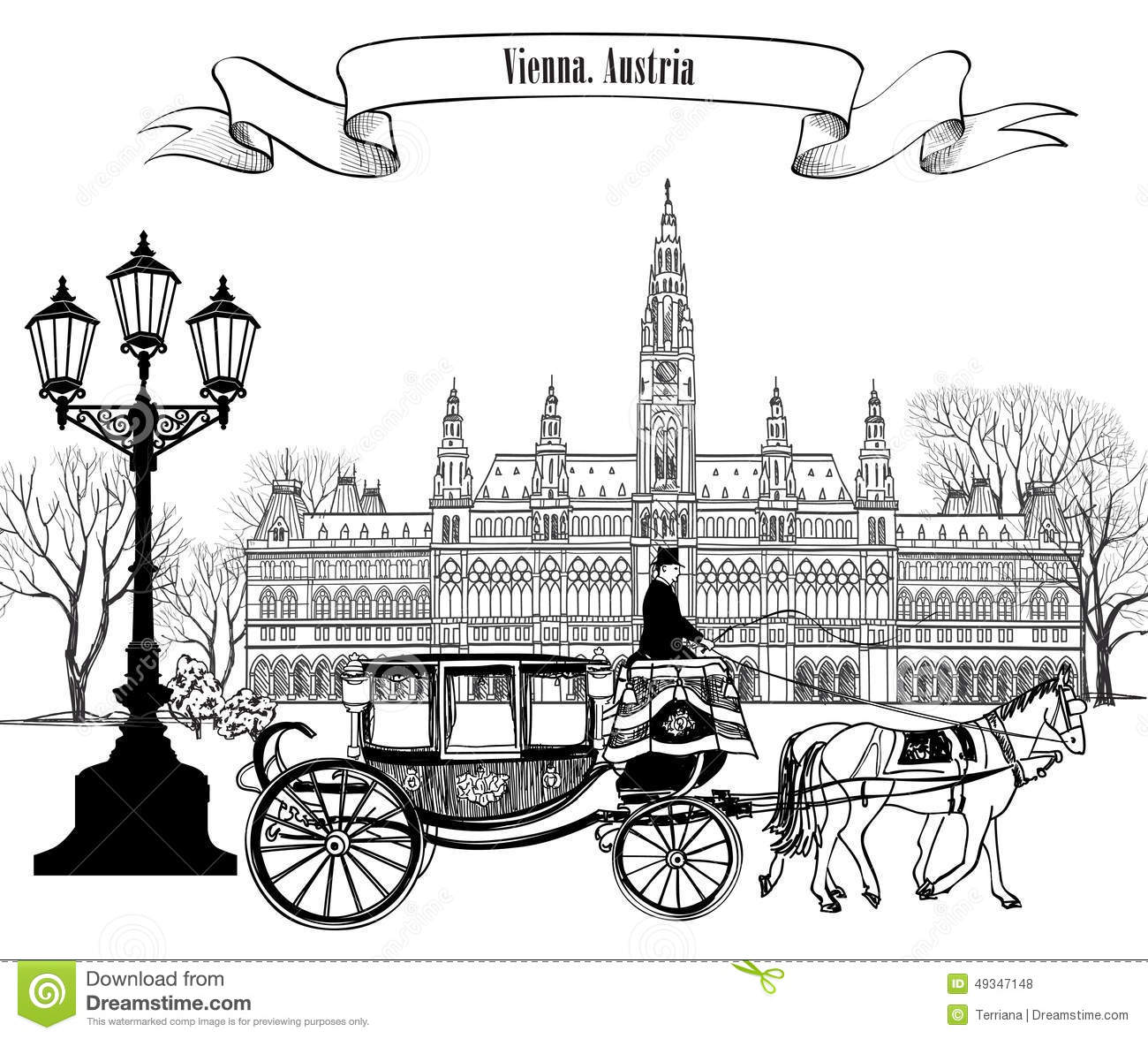 Rathaus Cartoons Illustrations Amp Vector Stock Images