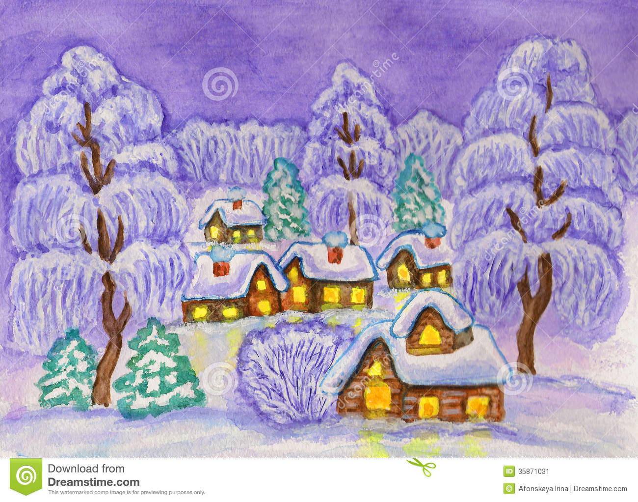 Image Result For Acrylic Holiday Paintings