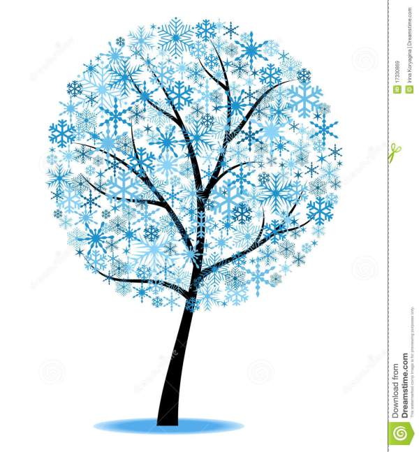 Winter Tree Royalty Free Stock Images Image 17330869