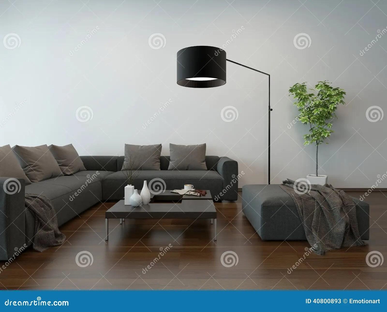 Parkett Grau Wohnzimmer Haus Deko Ideen