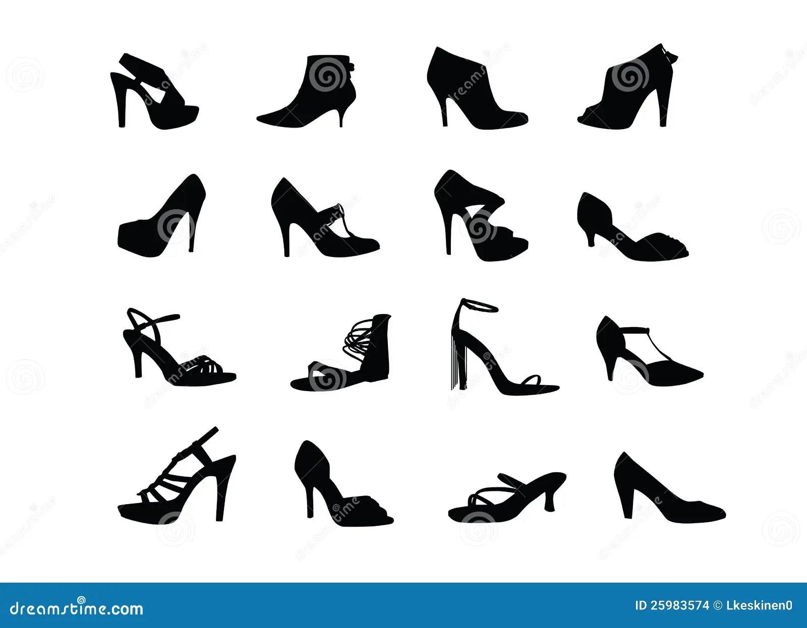 Pump Boots Heels