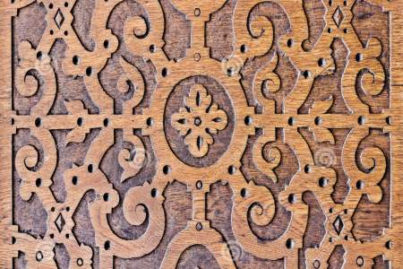 Simple Wood Carving Templates 4K Pictures