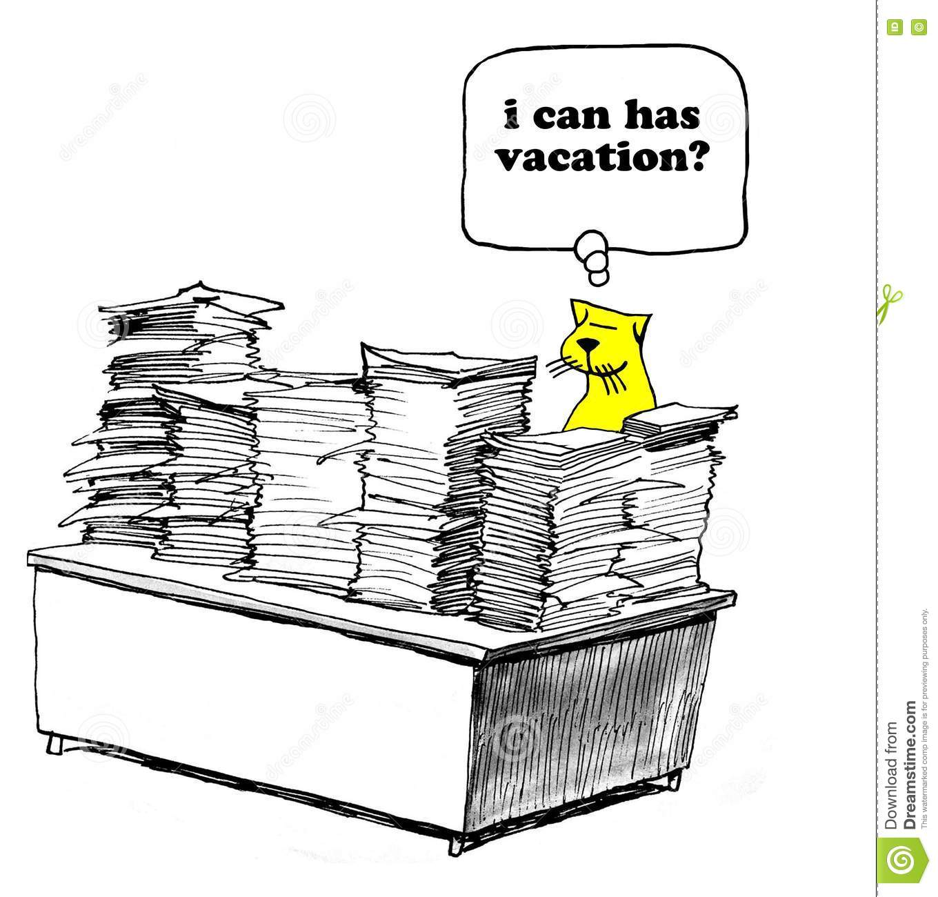 Vacation Clipart Image