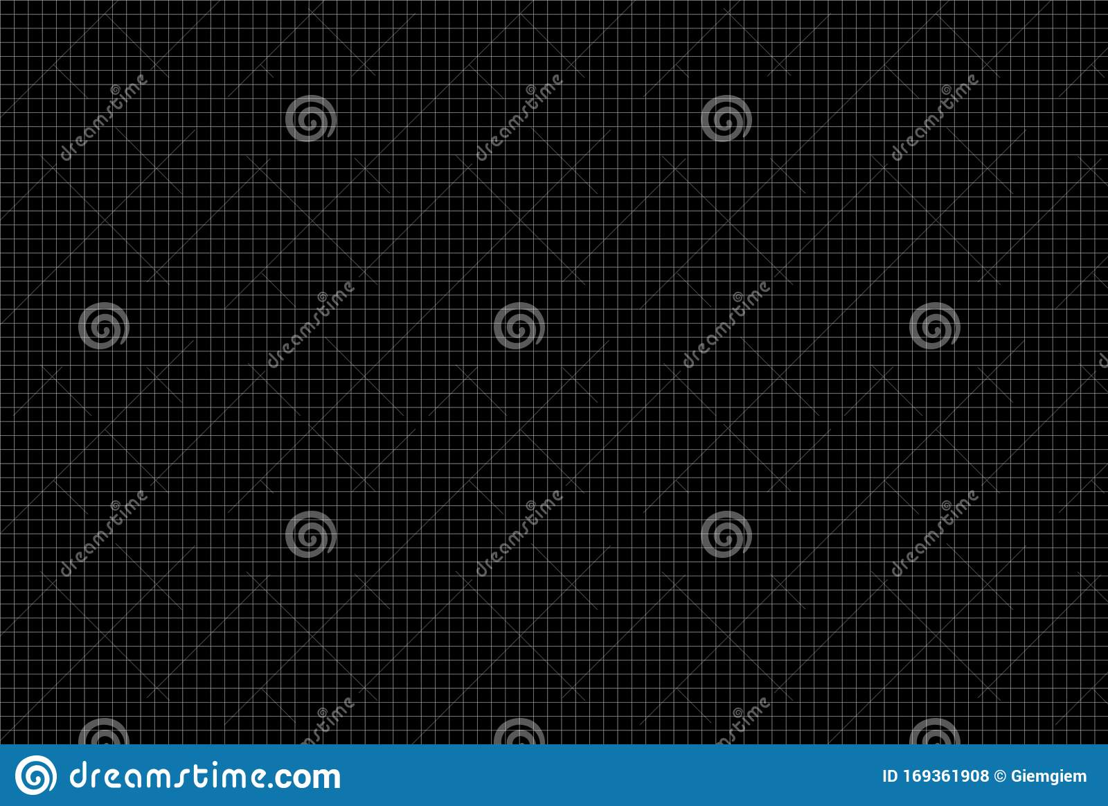 Worksheet Black Paper Grid Paper Square Texture Pattern