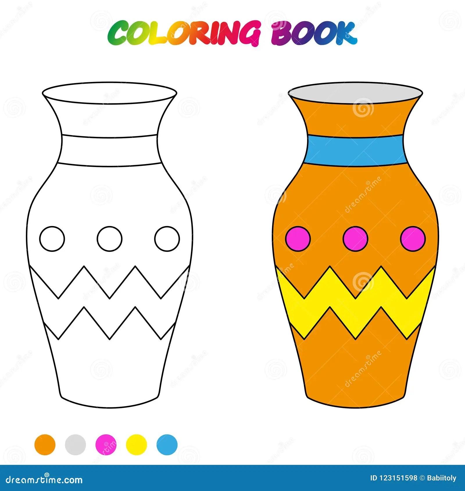 Worksheet Vase