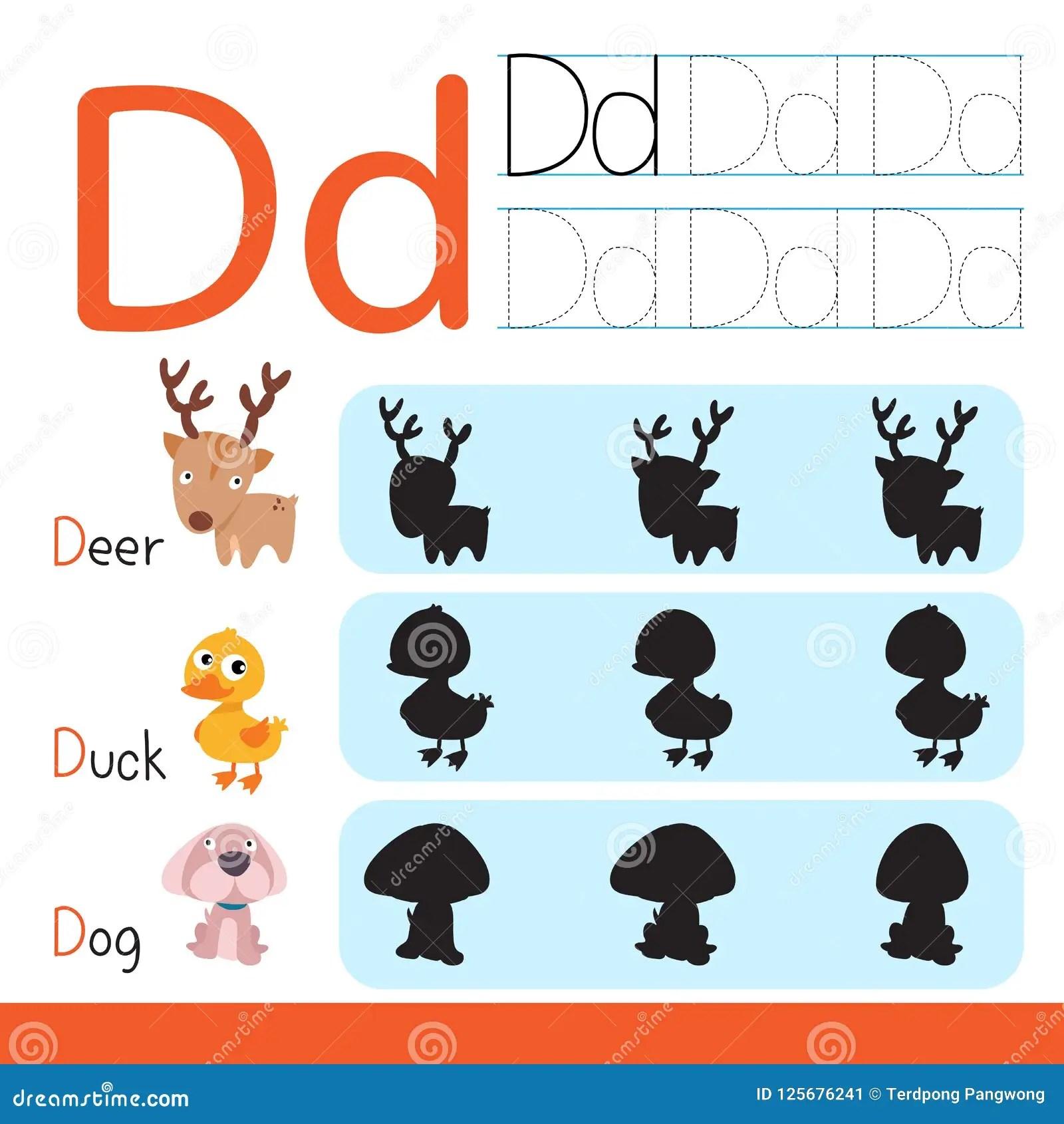 Worksheet Vector Design For Kid Stock Illustration