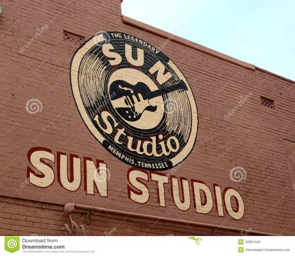 The World Famous And Historical Sun Studio, Memphis ...