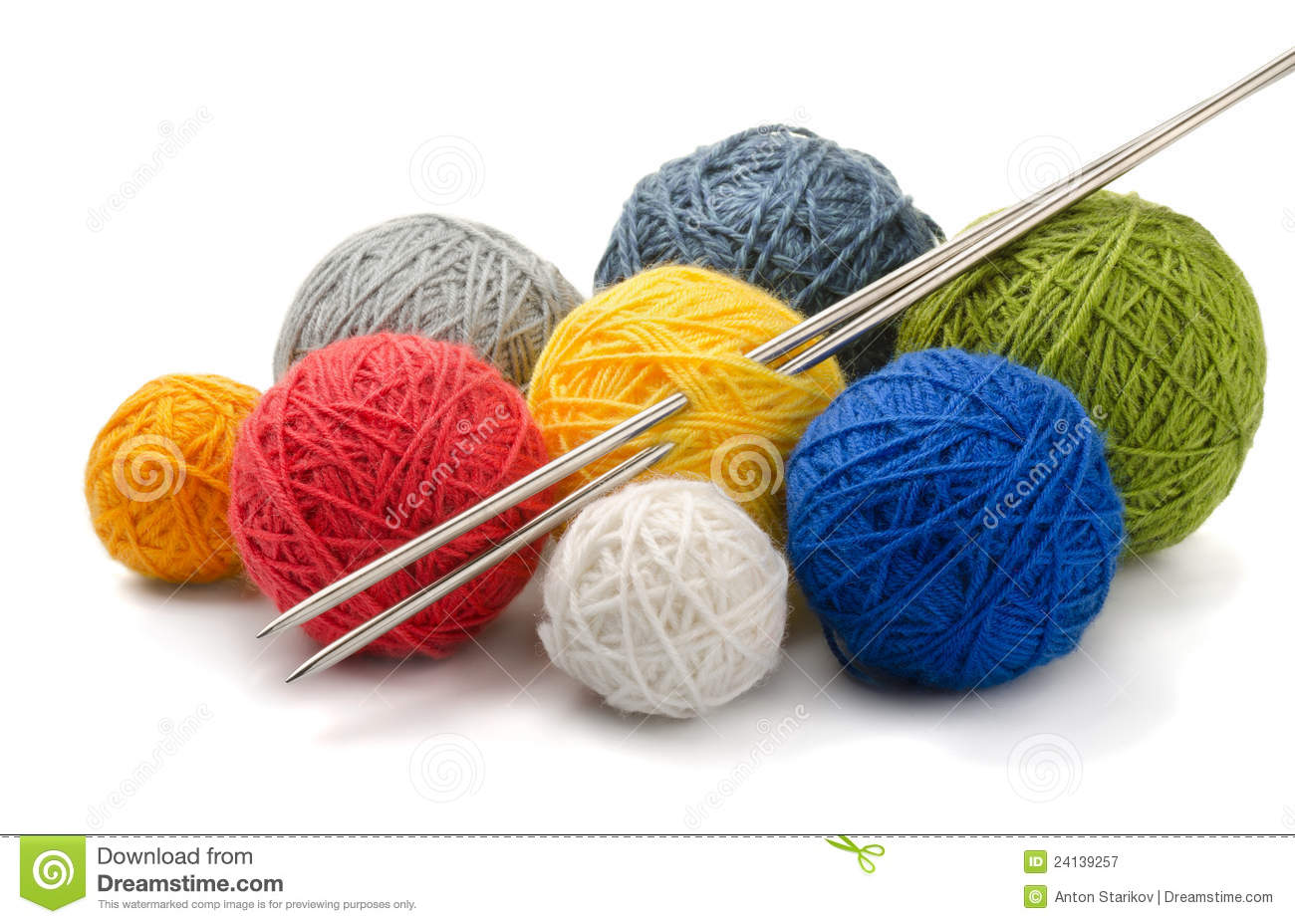 Knitting With Cotton Crochet