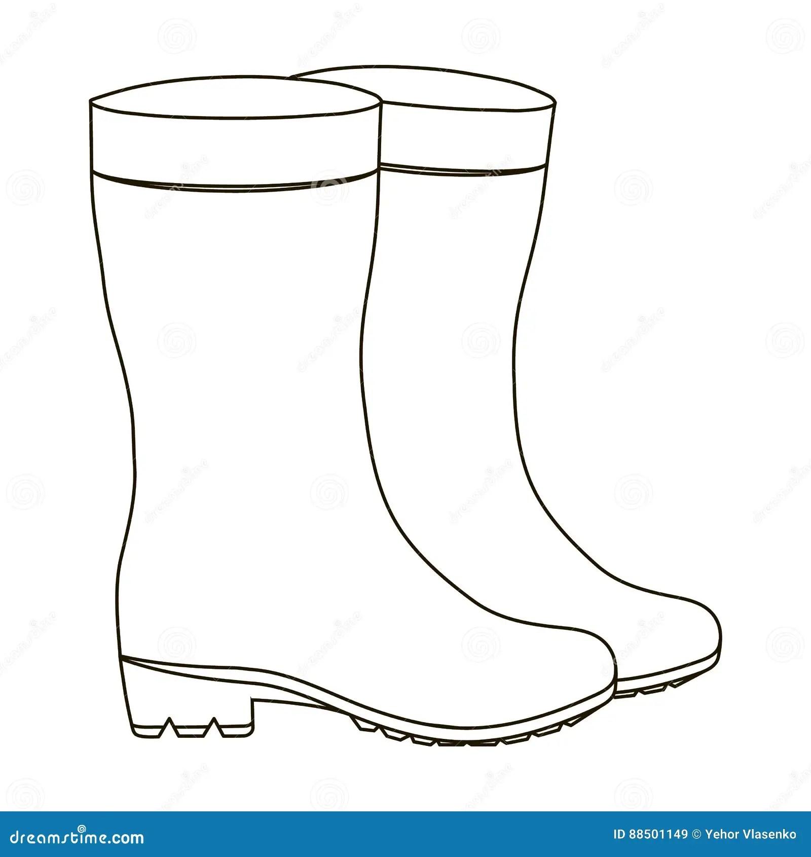 Rain boot template printable maxwellsz