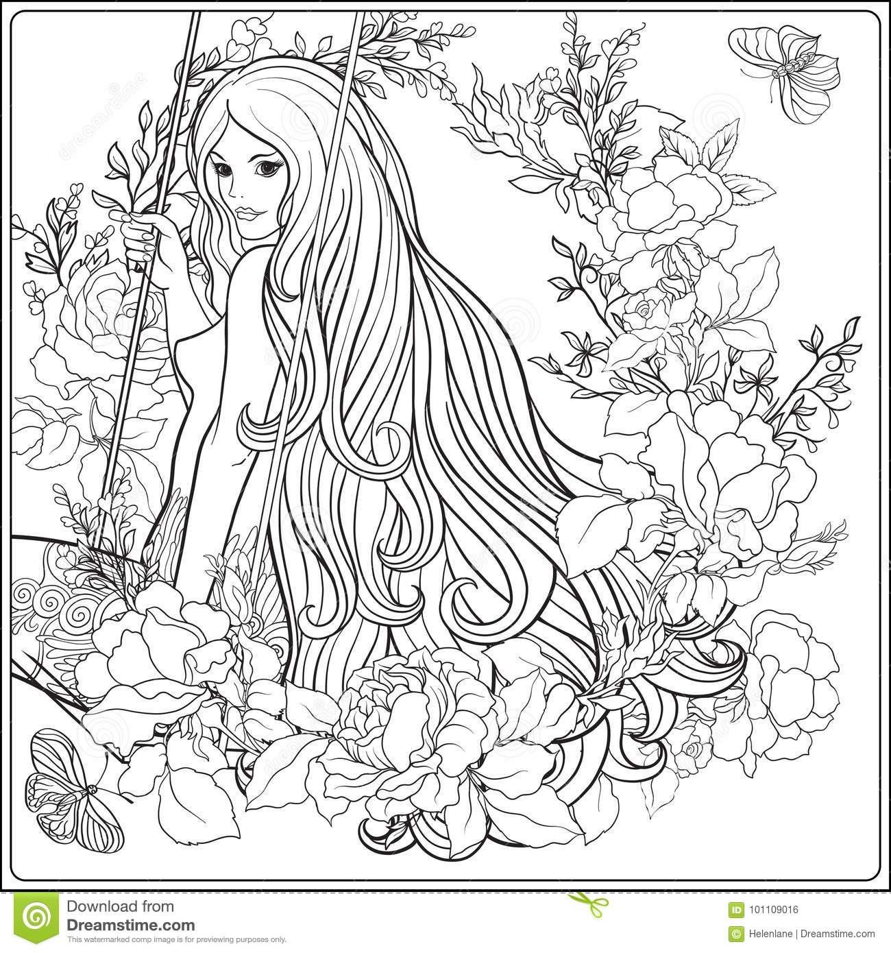 Arro Beautiful Line Art