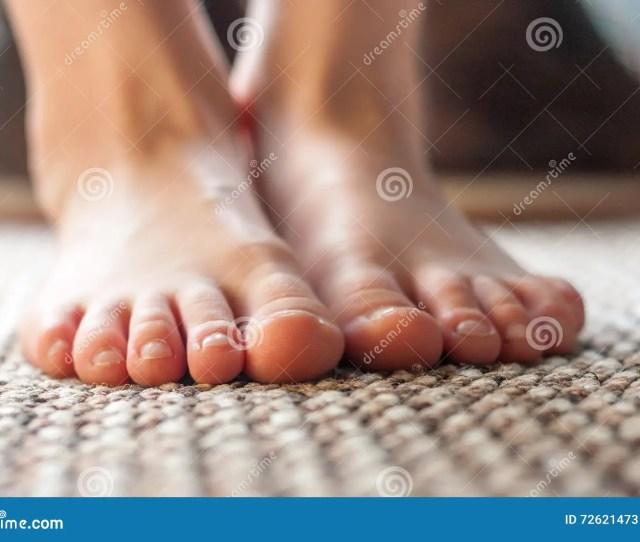 Young Boys Feet
