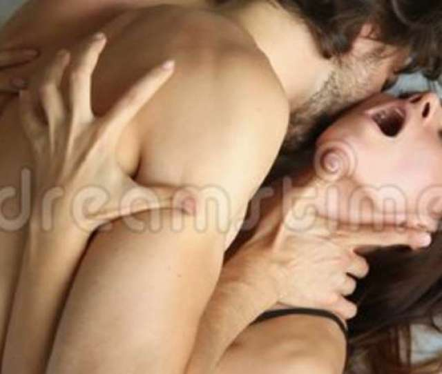 Young Couple Making Love Having Passionate Hot Sex On Bed Stock Footage Video Of Imitate Desire 101232808