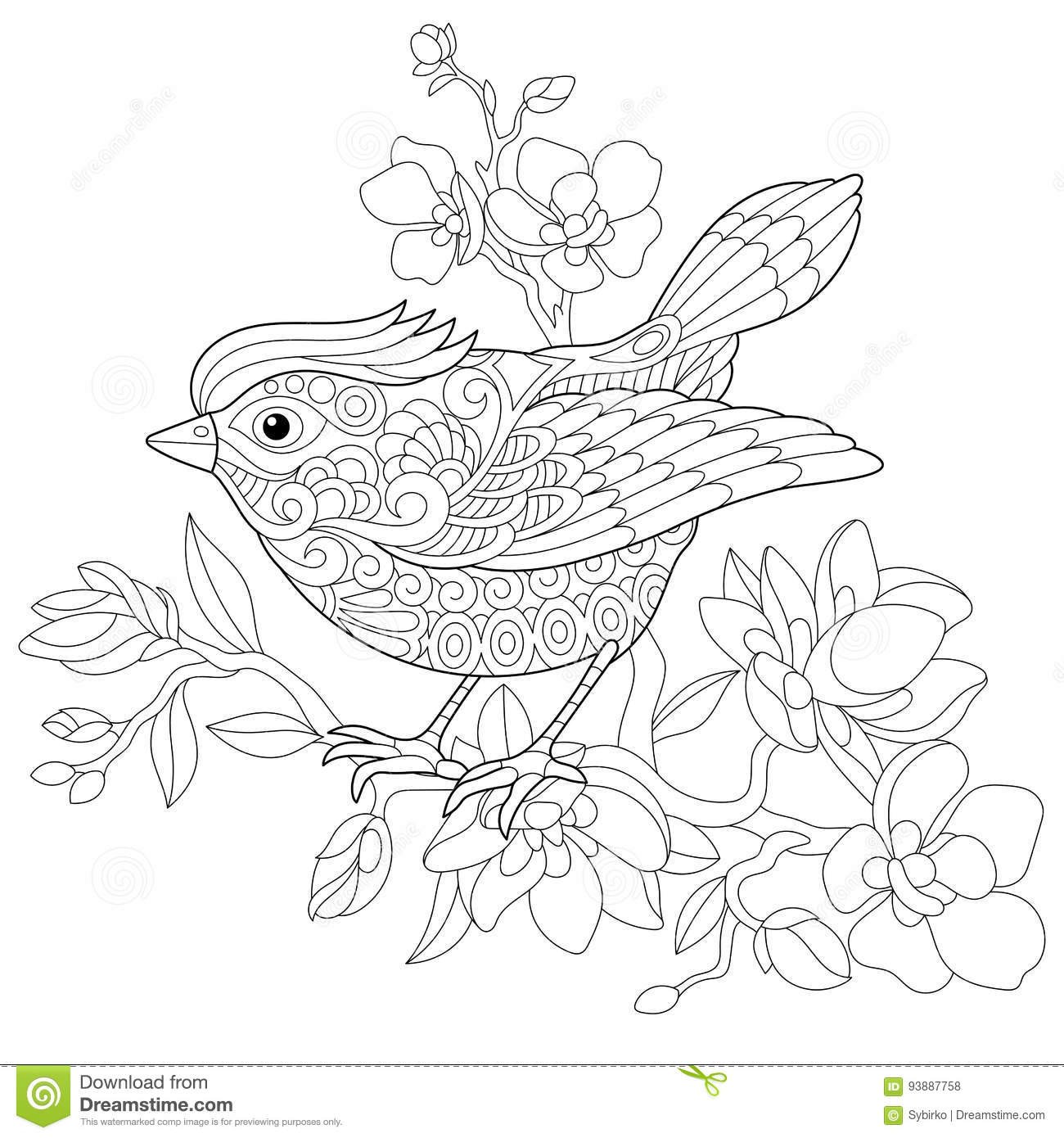 Chickadee Cartoons Illustrations Amp Vector Stock Images