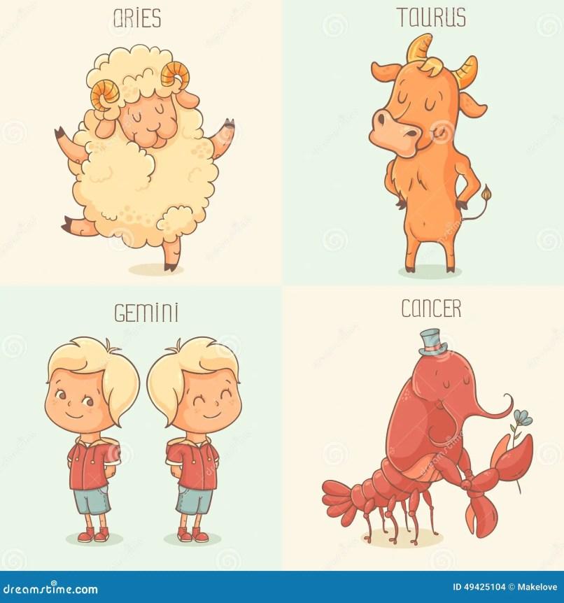 Cartoon Character Symbols Zeenla