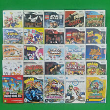 wii family trainer mat   2 Games Nintendo Wii Games   Game Collection Complete Cheap  Choose Yourself