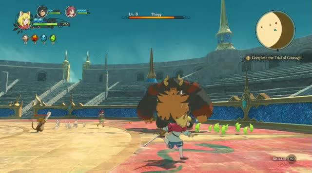 Image result for Ni No Kuni 2 hands-on: a beautiful but breezy action JRPG