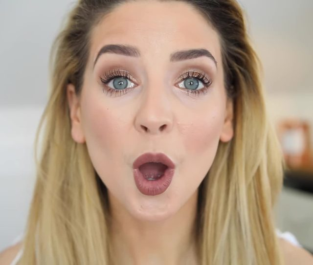 Bronzed Nude Summer Makeup Look Zoella Gif Find Make Share Gfycat Gifs
