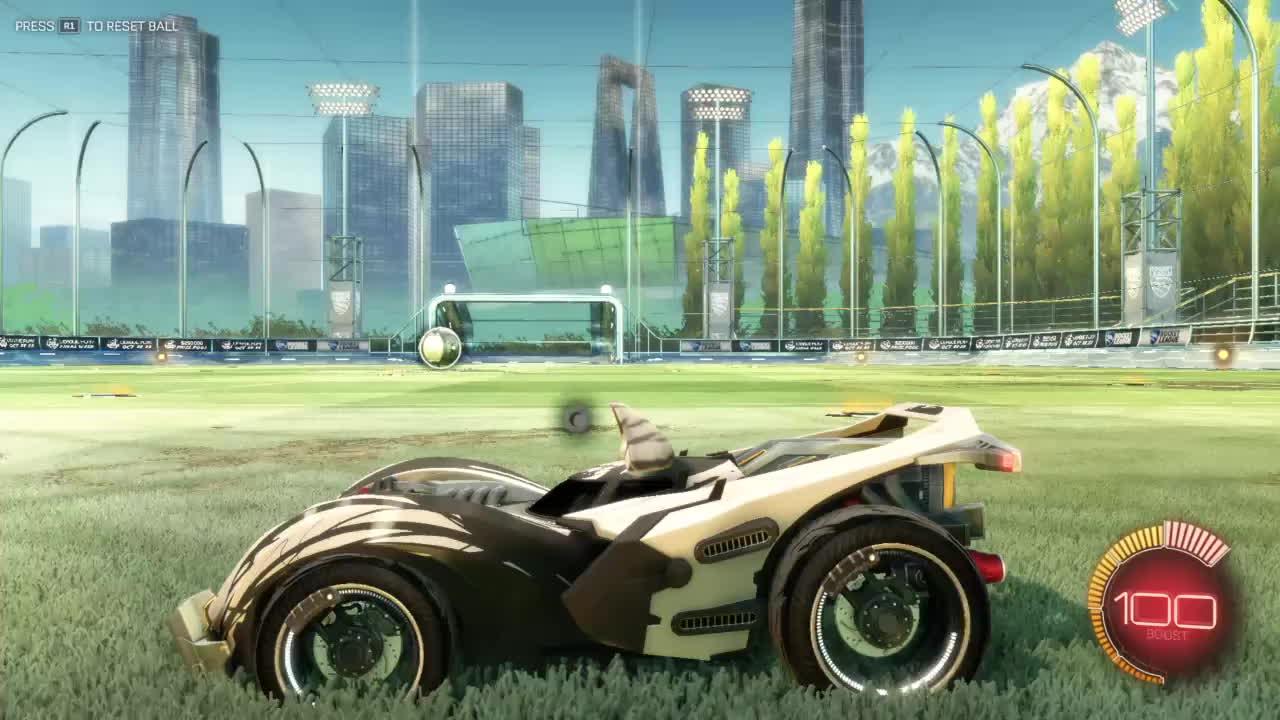 Titanium White Photon Wheels In Game Rocket League Photons