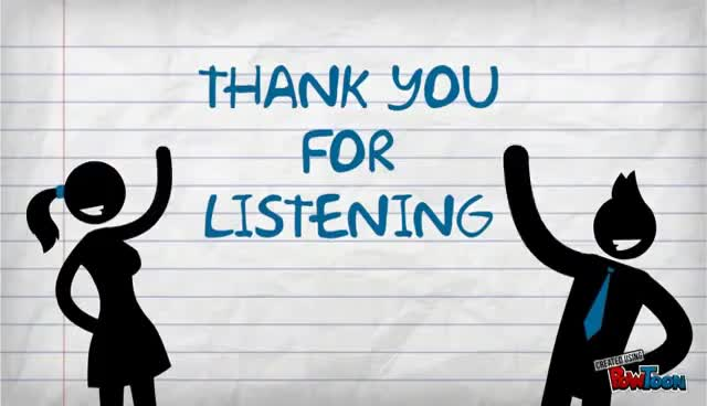 Thank You For Listening Find Make Amp Share Gfycat GIFs