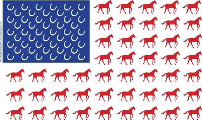 Image result for horse flag