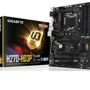 GIGABYTE GA-H270-HD3P
