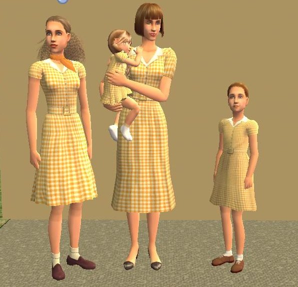 Image result for sims 2 mother holding baby