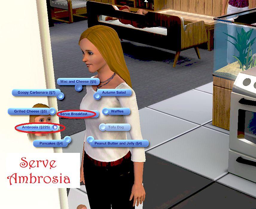 Sims 4 Fish Shop