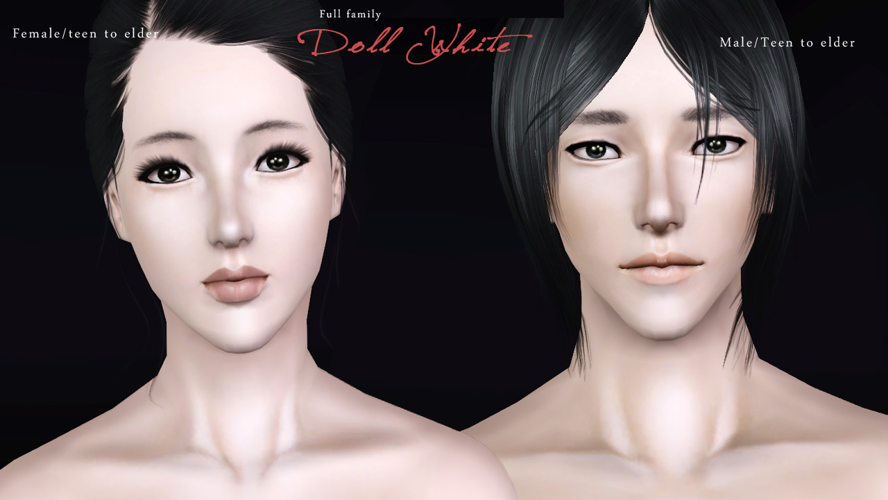Change Skin Color Sims 3 - xsonarsir