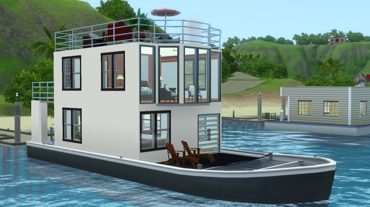 Houseboats & More | The Sims 3 Island Paradise Guide