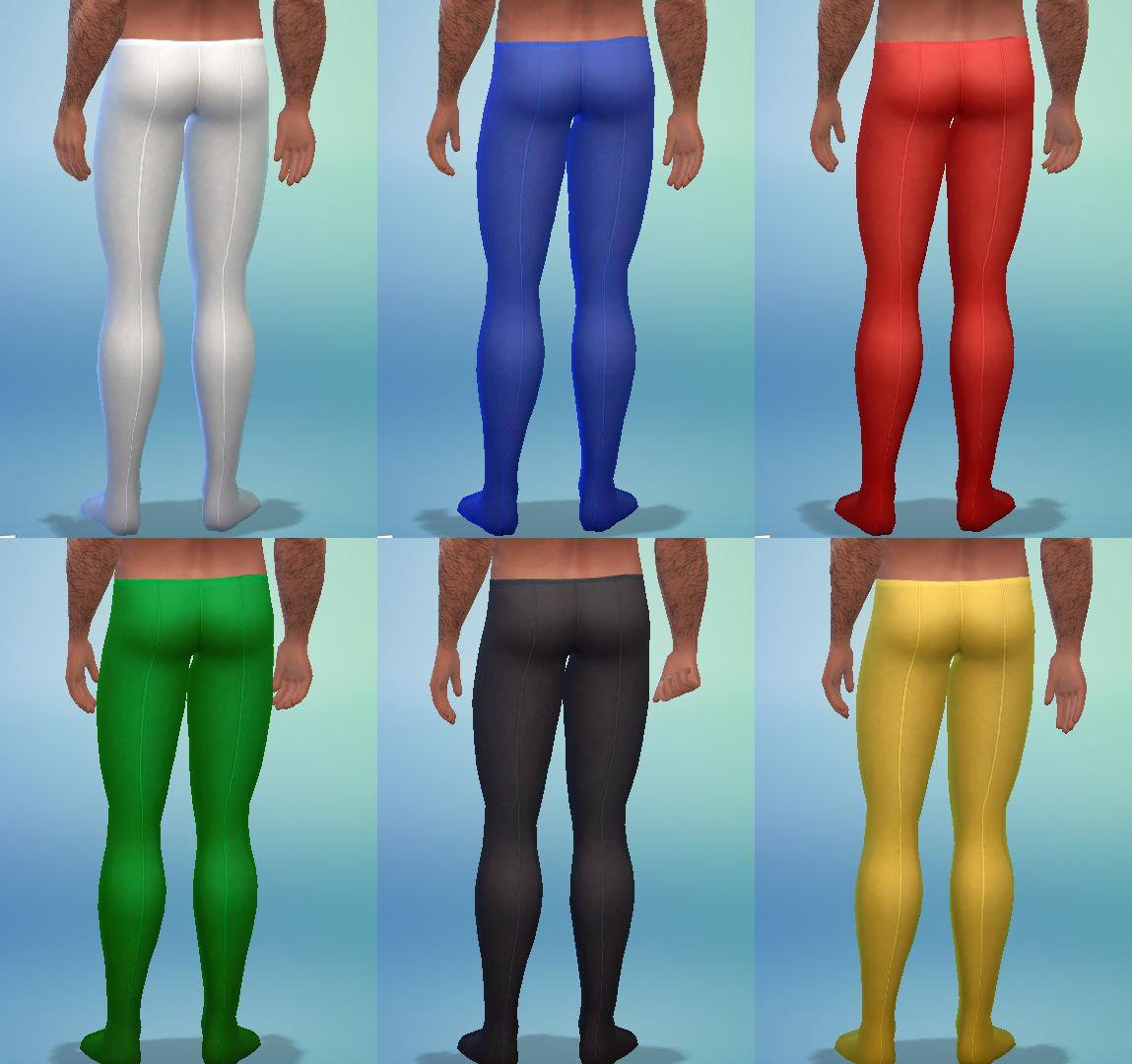 4 Cc Men Sims