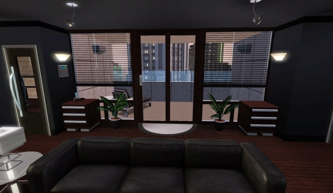 Mod The Sims Barney S Apartment Himym No Cc