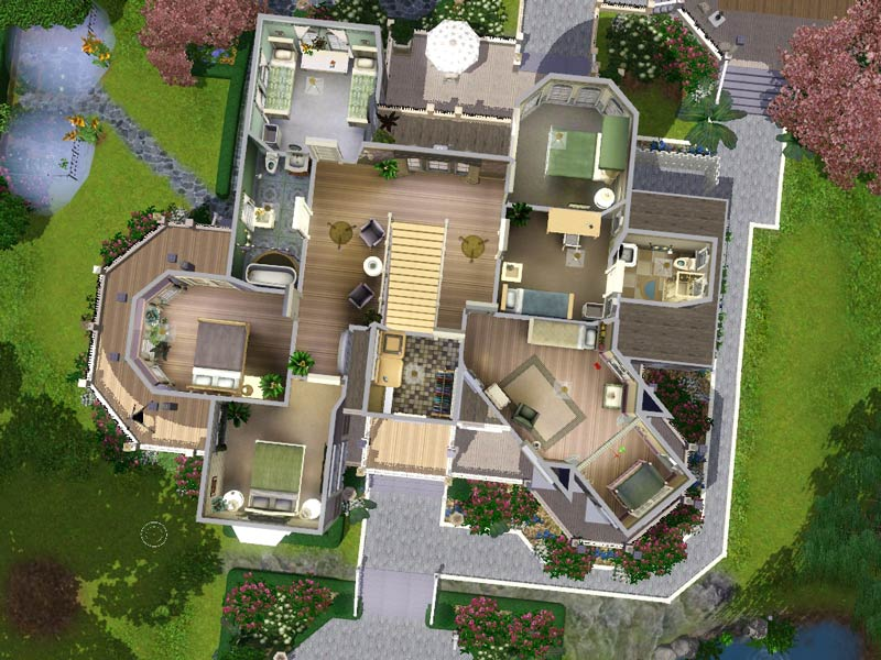Sims 3 House Plans Mansion Blueprints   Sims Houses Blueprints   25         plans for sims 3 for Sims houses blueprints Mod the sims wisteria hill  a grand victorian estate for Sims houses blueprints