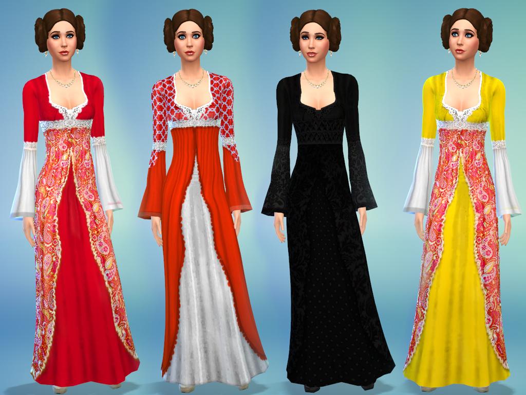 huge discount 31a43 90d68 Set Vestiti Medievali | Sims Informations Download