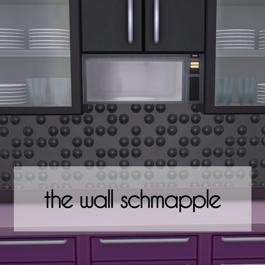 mod the sims wall microwaves