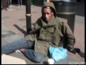 homeless black dick