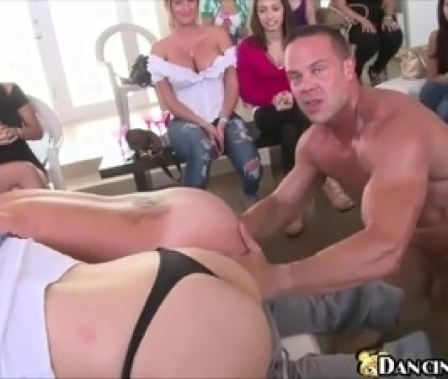 Bachelorette Party With Horny Sluts