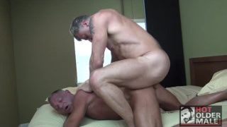 gay old men with huge cocks fucking