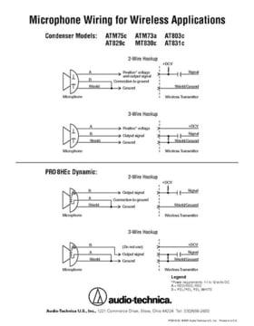 AudioTechnica Pro 8 HEx – Thomann UK