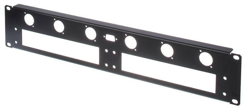 enttec 2u 19 inch rack mount kit thomann uk