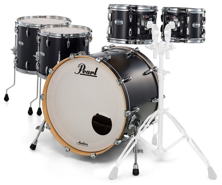 pearl masters maple compl 5pc 339